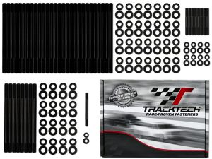 TrackTech Head Studs Kit For 11-18 6.7L Powerstroke