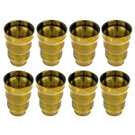 TrackTech Set of 8 Fuel Injector Cup Sleeve for 94-03 7.3L Powerstroke