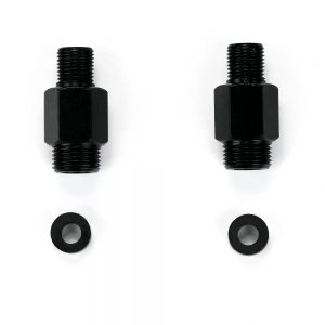 TrackTech High Flow Fuel CVD Fittings for 99-03 7.3L Powerstroke
