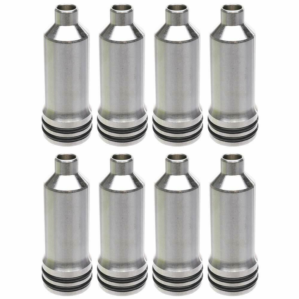 Tracktech Fuel Injector Cup Set of 8 for 01-04 LB7 Duramax
